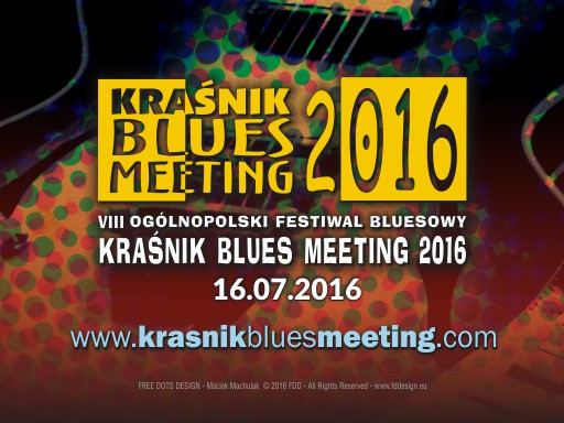 KRAŚNIK BLUES MEETING 2016
