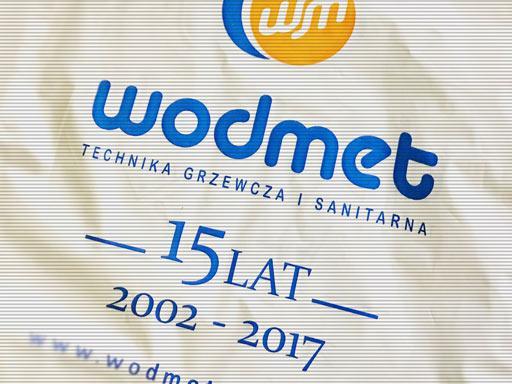 WODMET – 15 lat firmy.