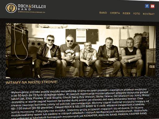 Rock & Seller Band – zespół muzyczny.