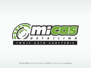 Logo Micas DETAILING
