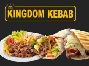 Banery reklamowe dla Kingdom Kebab